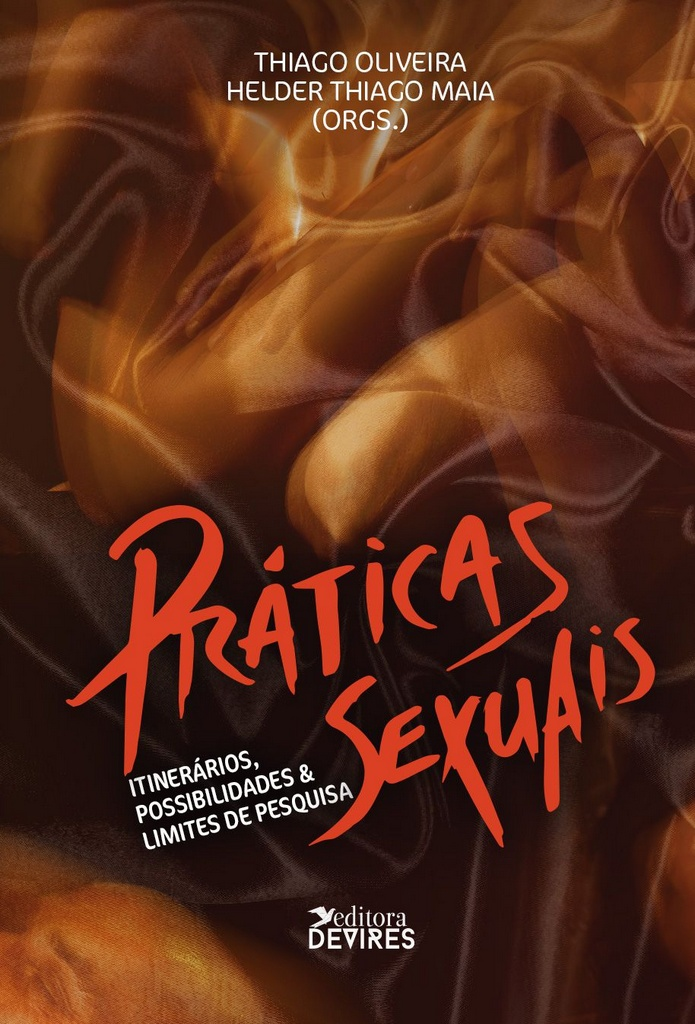 Capa de Livro: Práticas sexuais: itinerários, possibilidades & limites de pesquisa