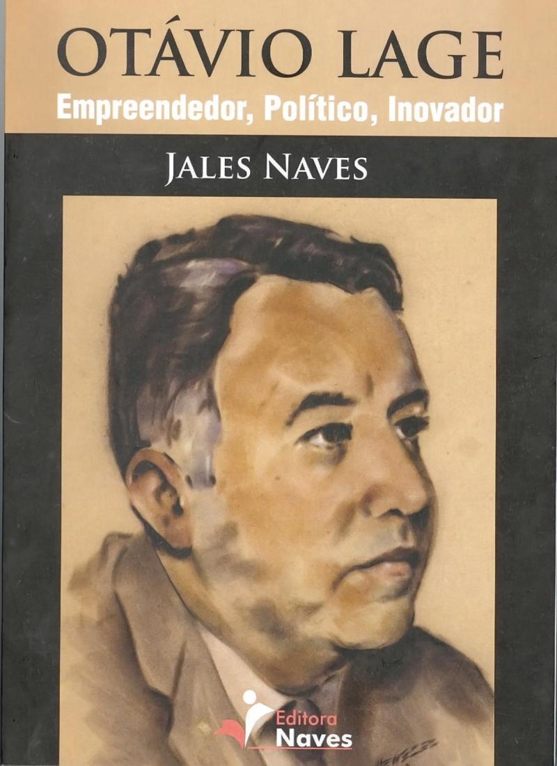 Otávio Lage capa do livro O Popular
