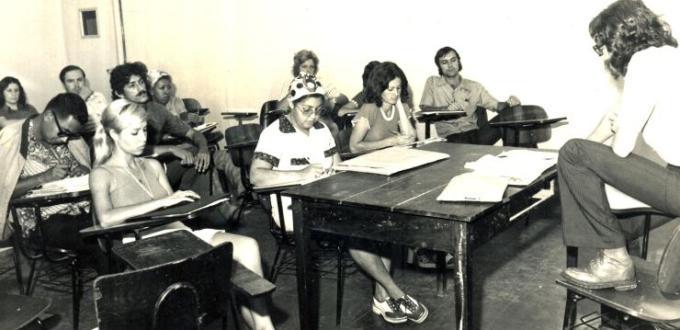 Jales Naves, palestra na UFG