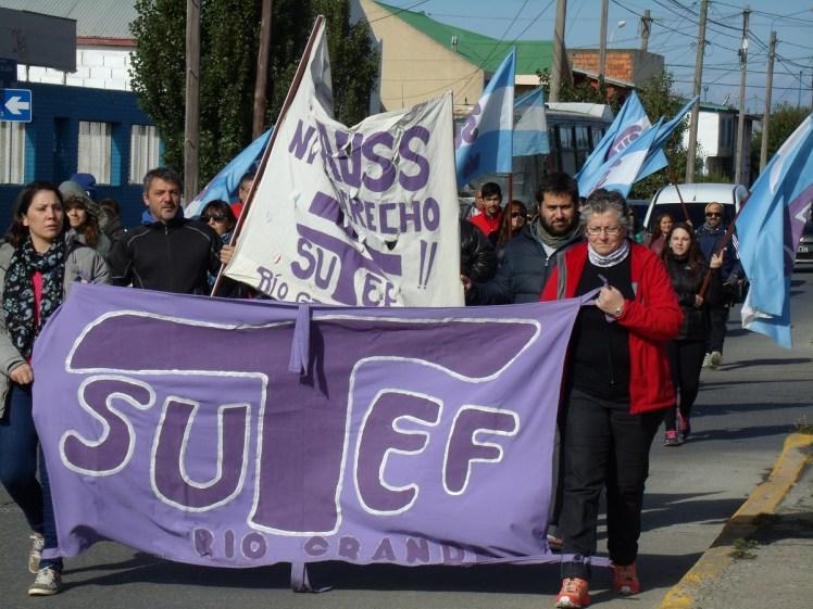 sutef-marcha