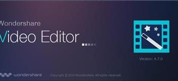 Wondershare Video Editor em Português