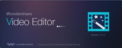 Wondershare Video Editor em Português