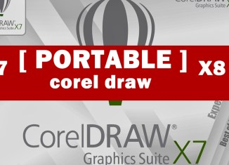 corel draw portable