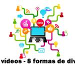8 lugares para divulgar vídeos