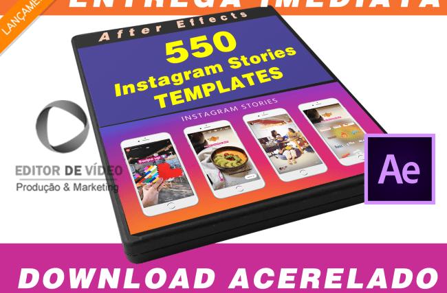 Templates para instagram stories