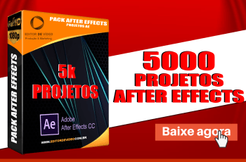 Projetos After Effects