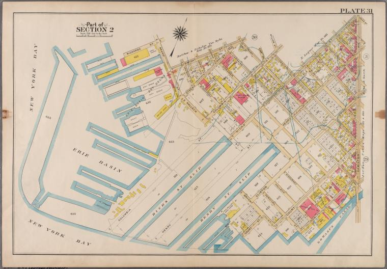 Atlases of New York City, 1907–1908