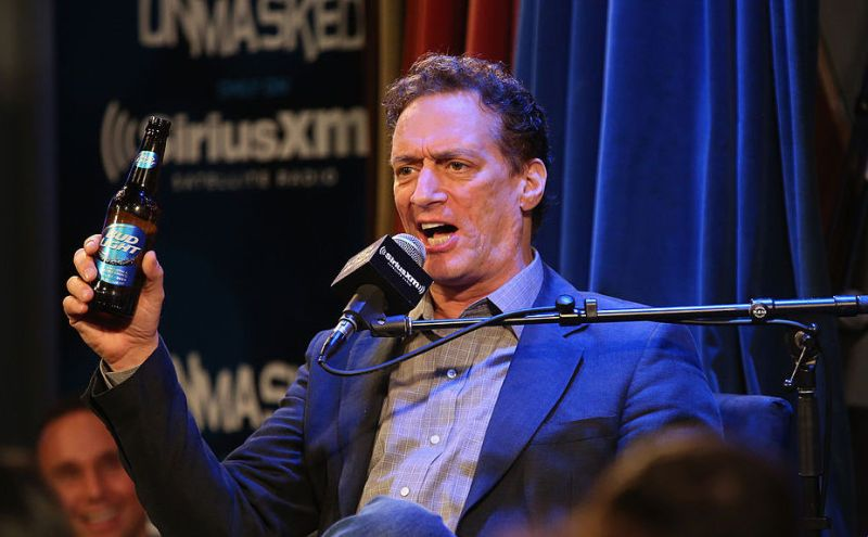 Anthony Cumia at Carolines On Broadway on April 17, 2014 in New York City.