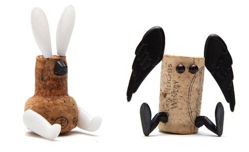 Cork Stopper Animals You Can Assemble Yourself