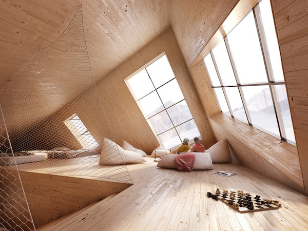 Cubic House By Atelier 8000