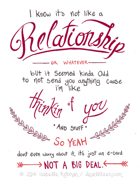 Amusing Valentines Day E Cards For Untraditional
