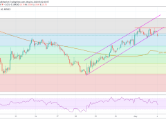 WTI breaks short-term rising channel, slips further below $19