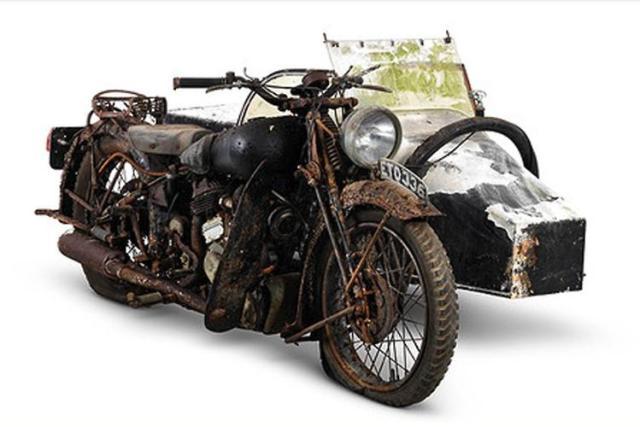 Barn Find Motorcycles Australia   hobbiesxstyle