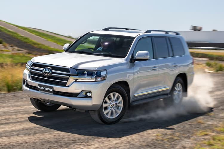 Toyota releases its most expensive LandCruiser yet - www.carsales ...