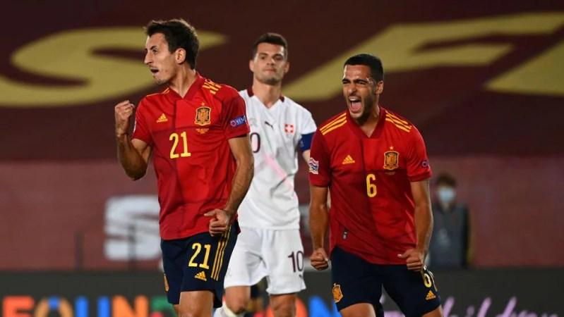 España-Suiza   UEFA Nations League   UEFA.com