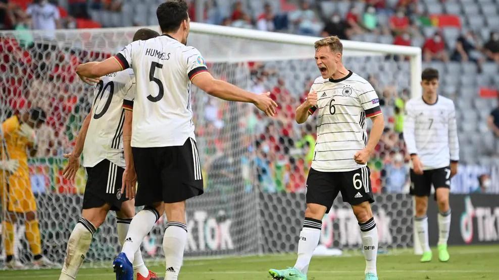 Portugal-Germany | UEFA EURO 2020 | UEFA.com