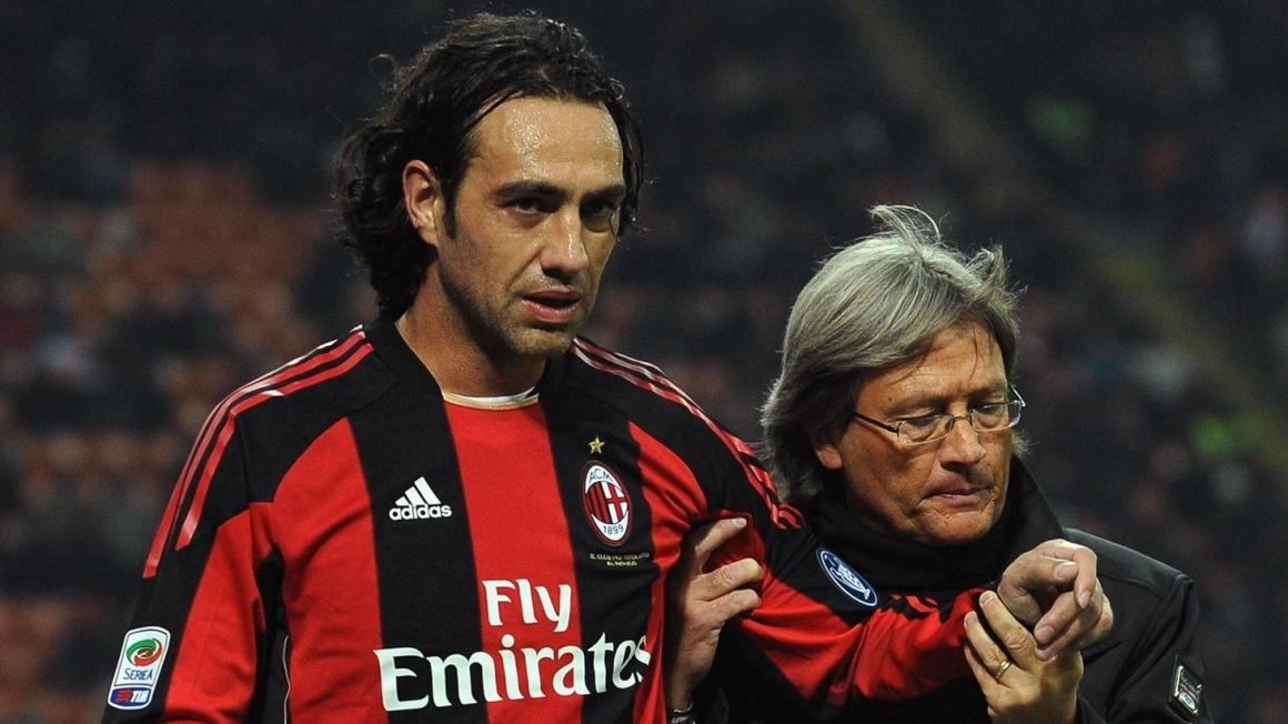 Nesta joins Milan's growing injury list | UEFA Champions League ...