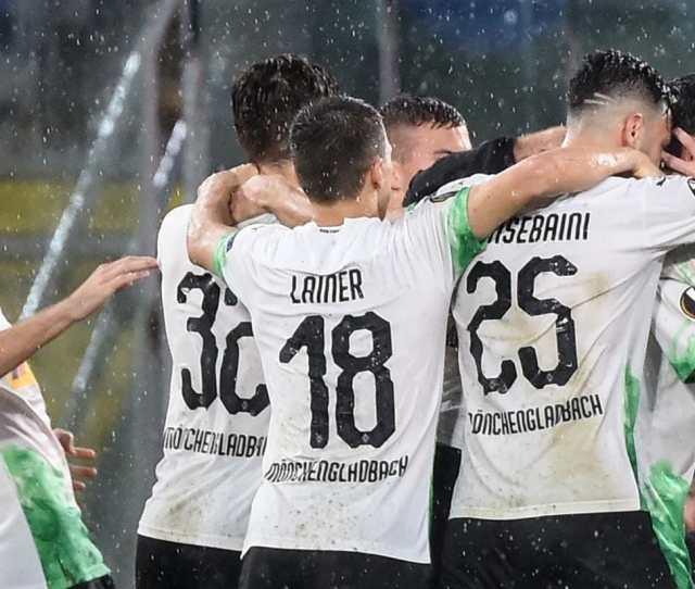 Monchengladbach Roma Borussia Monchengladbach V Roma Facts