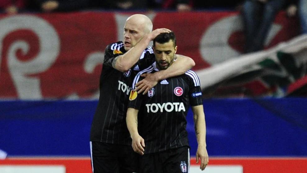 Simão's 2012 stunner for Beşiktaş