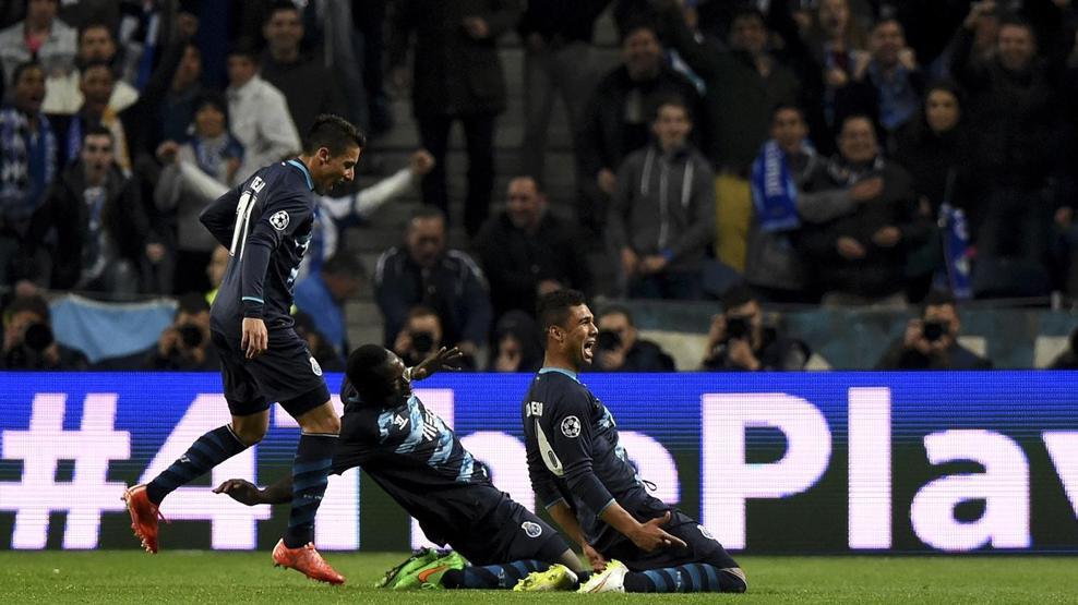 Five great Porto Champions League goals
