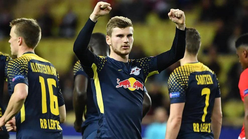 Great Leipzig Champions League goals