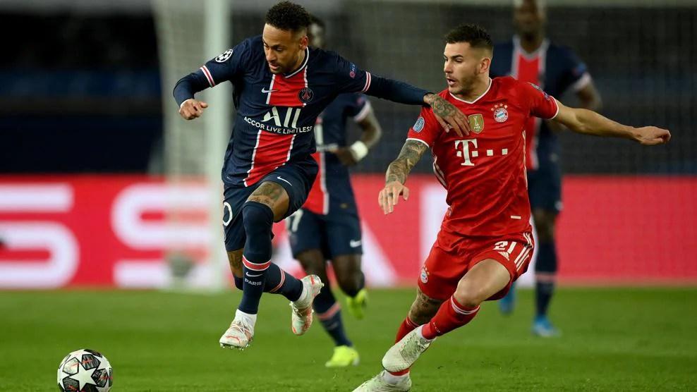Watch Neymar's best moments against Bayern
