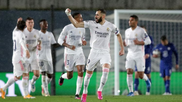 Real Madrid's Karim Benzema goes fourth in all-time UEFA ...