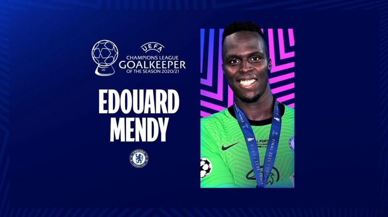 Champions League Goalkeeper of the Season: Edouard Mendy   UEFA Champions League   UEFA.com