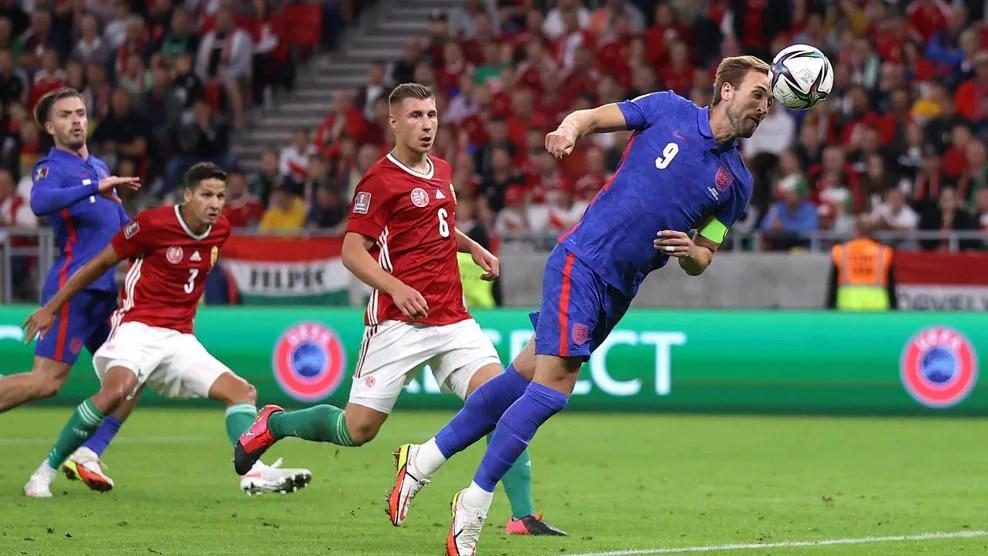 Highlights: Hungary 0-4 England