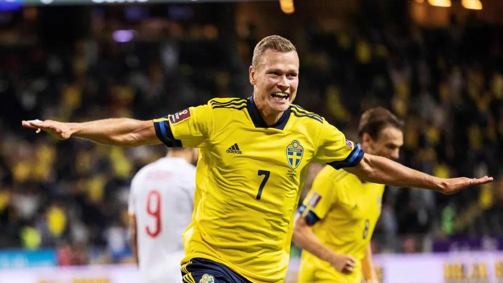 Highlights: Sweden 2-1 Spain