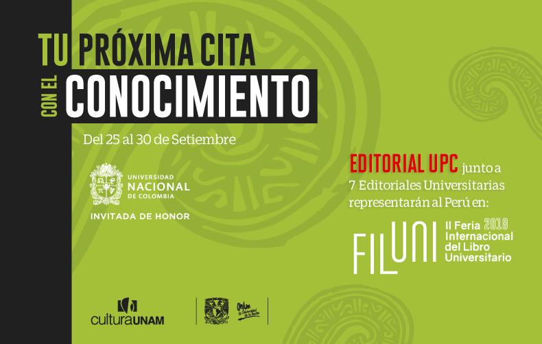 II Feria Internacional del Libro Universitario – FILUNI