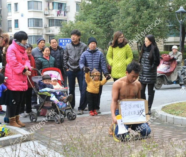 Man Punished By Wife After Failing To Hand Over All His Salary To Her Hangzhou