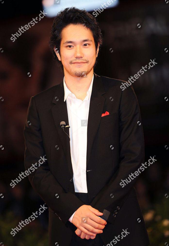 Japanese Actor Kenichi Matsuyama Attends Premiere Movie Editorial Stock Photo Stock Image Shutterstock