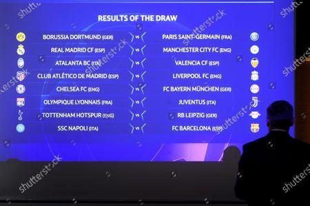 Uefa Champions League Fixtures 2019/20 / Champions League ...
