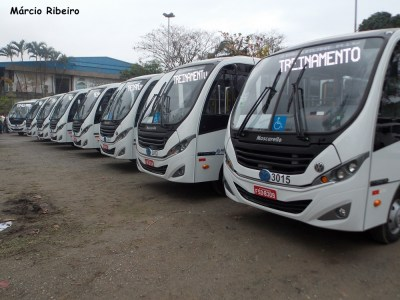 Prefeitura de Peruíbe quer  reajustar as tarifas do Transporte coletivo da cidade