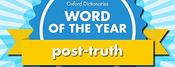 O que significa pós-verdade