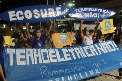 Termoelétrica: Ambientalistas questionam cobertura de A Tribuna