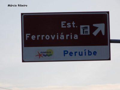 Em Peruíbe: Veja o abandono da Linha férrea Santos-Juquiá