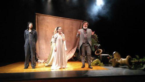 Espetáculo sobre Leopoldina nos convida a analisar a história criticamente