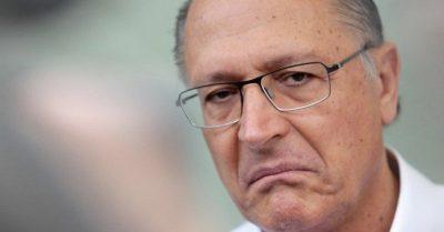 Geraldo Alckmin perde feio na Baixada apesar de maioria dos prefeitos do PSDB