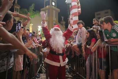 """Artigo: Uma análise do """"Natal na Praia"""" de Peruíbe"""