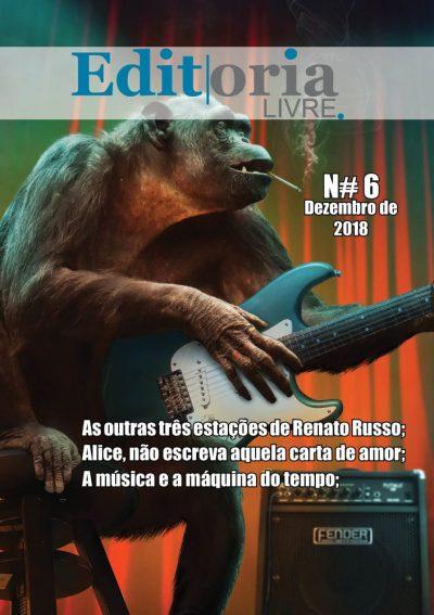 Sexta edição da Revista Editoria Livre para download