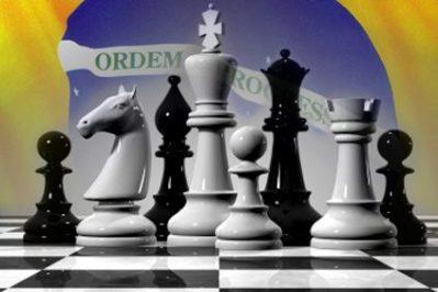 O tabuleiro de xadrez da política