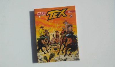 Maxi Tex Mythos nº 1: uma breve resenha