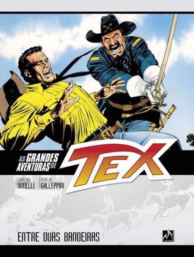 Entre duas bandeiras: As Grandes Aventuras de Tex 02