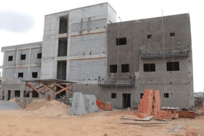 Prefeito de Peruíbe vai ter 18,1 milhões para terminar obras do Hospital Municipal