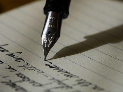 Desenvolvendo o hábito da escrita