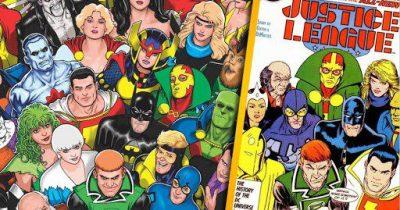 Lendas do Universo DC: Liga da Justiça