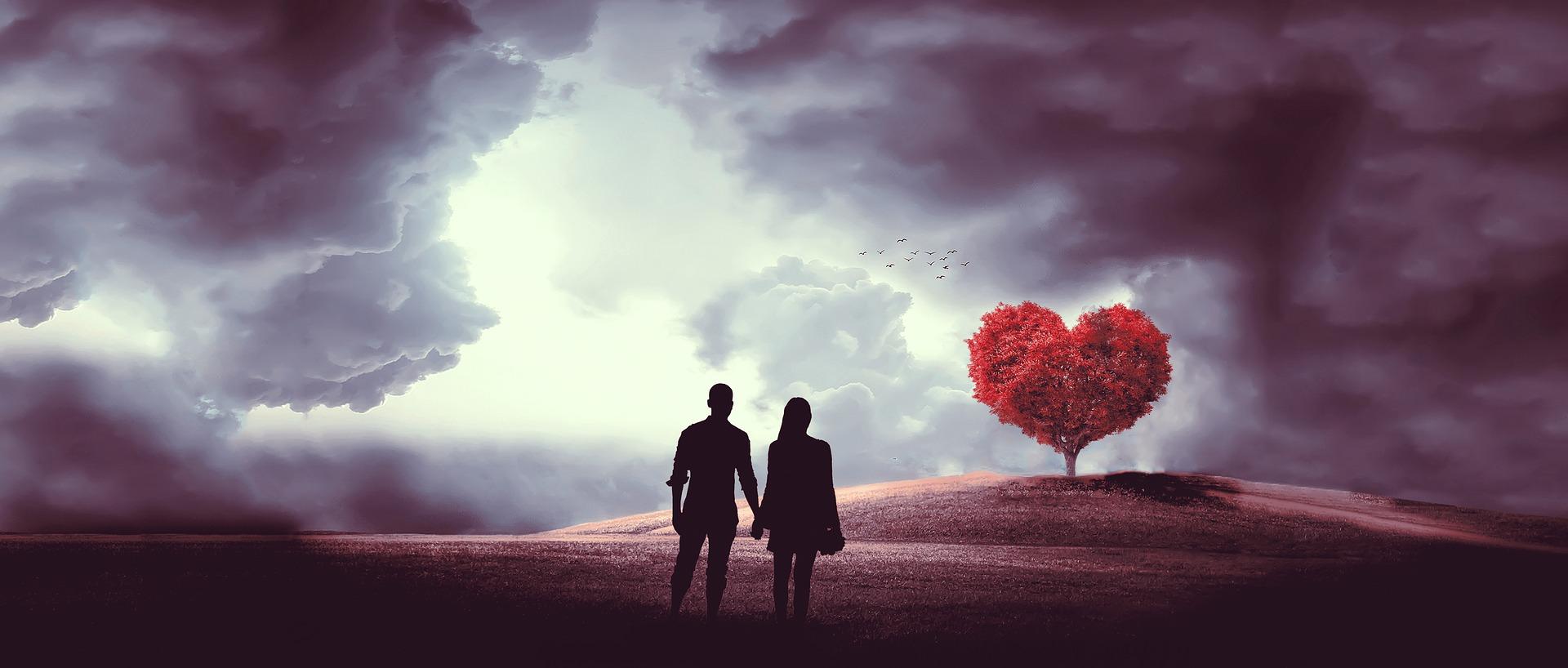 Las parejas y la Ley Cósmica de la Armonía