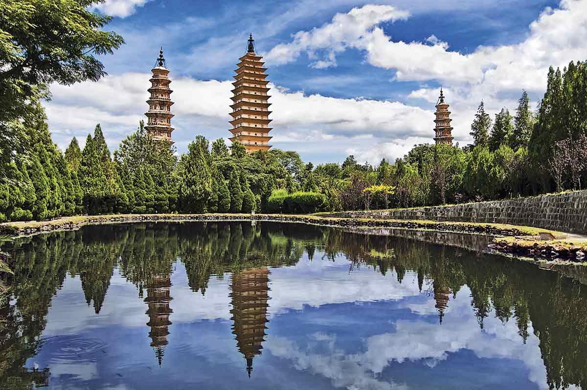 La Pagoda de la evolución